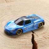 『ダイソー スポーツカー(ミニ) ポルシェ 918 スパイダー』の画像