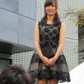 東京大学第66回駒場祭2015 その23(ミス&ミスター東大コンテスト2015/磯貝初奈)