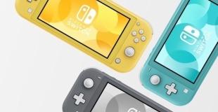 Nintendo Switch Liteの初週販売台数が判明!New3DS LLと同等の滑り出し!