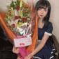 今日もたくさんありがとでした❕ おっきな花も届けてもらったり...