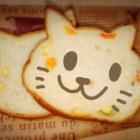 『猫の形のパン♡いろねこのパンがかわいい【ブルージン】』の画像