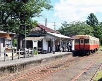 『いとしの小湊鐵道 その駅を垣間見る』の画像