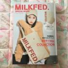 『MILKFEDのムック本を買った✨』の画像