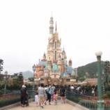 『【香港最新情報】「ディズニー、新しいお城は今月お目見え」』の画像