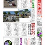 『桔梗町会広報紙『町会だより』7月号』の画像