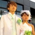 東京大学第63回駒場祭2012 その92(ミス&ミスター東大コンテスト2012・川島奈々未(ウェディング))の3