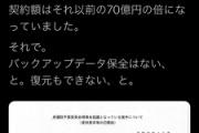 蓮舫がまた印象操作「シンクライアントに133億円!それでバックアップ保全なし!復元もできない!」