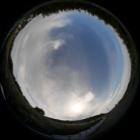 『円周魚眼レンズによるご近所散歩② 2020/04/13』の画像