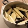 【簡単レシピ】作り置きに。とろーり蒸しナスの香味だれ