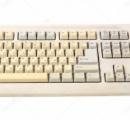 いまだにこうゆう突起の古いキーボード使ってる香具師おるの?