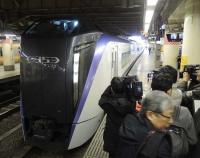 『JR東日本E353系電車量産編成登場 12月23日営業運転開始』の画像