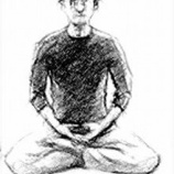 『自宅で1日10時間の坐禅ができるようになったアルバイト青年:そのわけは』の画像