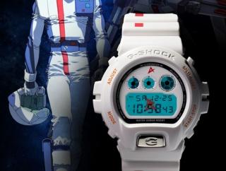 「G-SHOCK x GUNDAM」/「ガンダムファンクラブ限定 G-SHOCK アムロ・レイモデル」発表!有料会員のみ購入可能、7/31 12:00より発売。