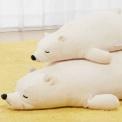 ぎゅっとしたくなる抱き枕。しっとりもちもち
