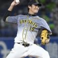 阪神・藤浪がプロ初の連投「途中からいく不慣れさはありましたが、精一杯投げることができました」