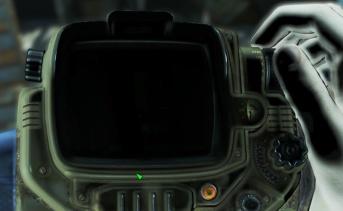 【PC版のトラブル】ピップボーイ画面が暗くなってしまう問題について(更新)