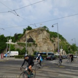『ハンガリー旅行記7 世界遺産のブダペストを一望、自然が豊かなゲッレールト山』の画像