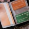 【カードの整理】沢山あるポイントカードを見つけやすく整理するオシャレなケース