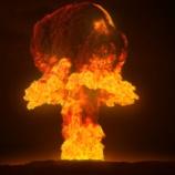 『もしも核戦争が起きたら生き残る自信ある?』の画像