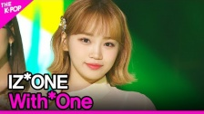 IZ*ONE、「THE SHOW」で『With*One』『Pretty』『幻想童話』を披露 200623