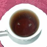 『私のマイクロバブル生活研究(10)再び半生ミント茶(2)』の画像
