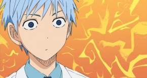 【黒子のバスケ】第63話 感想 ピュアキセキの世代!!火神君しばらく休暇【黒バス3期】