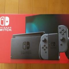 Nintendo Switchが手に入ったので実験