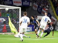 【 日本代表×ボスニア・ヘルツェゴビナ 】試合終了!後半にもジュリッチがゴール!日本は攻めあがるも得点ならず・・・1-2で敗れる!