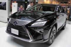 レクサス、新型「RX」受注9000台達成! 月間販売目標の18倍