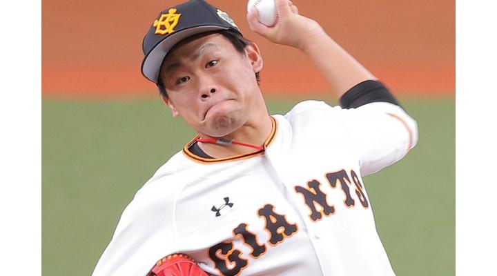 巨人・田口麗斗、1500万円減…「ずっと昔から200勝をと思ってきている」