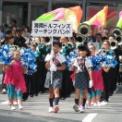 2017年 第44回藤沢市民まつり その2(湘南ドルフィンズマーチングバンド)