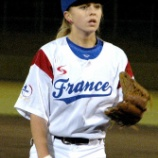 『フランスの14歳の少女「野球の魅力? 男の子をやっつけられるところが気に入ってるの。そんなスポーツはほかにないでしょ」』の画像