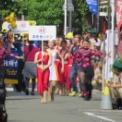 2015年横浜開港記念みなと祭国際仮装行列第63回ザよこはまパレード その113(洋光台バトン)