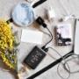 【楽天マラソン/㏚】機能的で超おしゃれ!ワイヤレス充電器&モバイルバッテリー