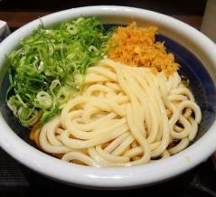 ■日比谷の「丸亀製麺」で、デカ盛りぶっかけうどん!
