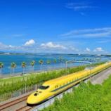 『見ると幸せになれるレア新幹線!「ドクターイエロー」の車内見学ツアー開催!』の画像