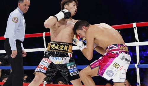 井上尚弥のマクドネル戦圧勝KOを見た韓国人の反応