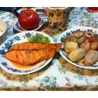 『今晩の夕食。』の画像