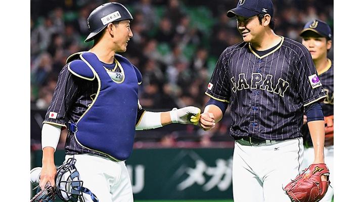 巨人・小林誠司さん、一晩で侍ジャパンの正捕手になってしまう