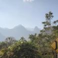 霊峰チェンダオ山(2225m)の麓へ