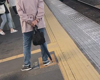 京阪本線・鴨東線内萱島駅の人身事故でパニックに(現場画像あり)