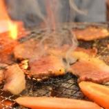 『今日は暑いので・・BBQ』の画像