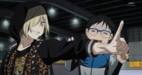 【ユーリ!!! on ICE】第2話 感想 子豚ちゃんを王子様に