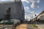 第二京阪沿いに物流施設が建設中〜この辺り企業が集まって来てるけど住所は枚方市茄子作〜
