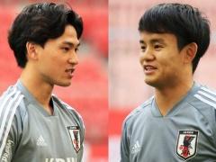 【疑問】日本サッカー界希望の星・・・南野と久保は何故ベンチ要員なのか?