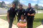 5歳児「もしもし、警察ですか?ものすごくお腹が空いたの」