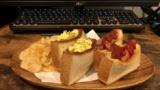 ワイの手作りサンドイッチめちゃくちゃ美味そうやぞ(※画像あり)