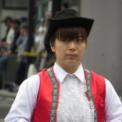 2015年 第42回藤沢市民まつり その95(南口大パレード/鵠沼高等学校マーチングバンド部)