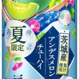 『【夏限定】夏の果実のみずみずしさが今年も味わえる。「果実の瞬間 茨城産アンデスメロン」「果実の瞬間 愛媛産夏みかん」』の画像
