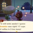 あつまれどうぶつの森 将来のDLCでカフェ喫茶ハトの巣が復活が噂される ゲーム内でマスターに関する言及